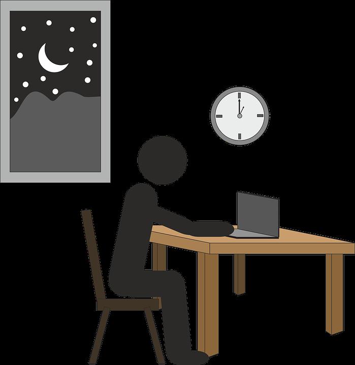 Thuiswerken - een kantoor in je huis